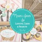 Mother's & Father's Day Layouts, Cards & Projects