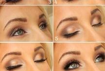 Makeup / Makeup, Nail polish, etc.  / by Tara Gill