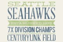Sports Love / Seattle Seahawks. New York Yankees. Mostly Seahawks though.