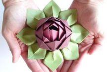 Crafty Ideas: Oragami & Papercrafts / by Meredith M.