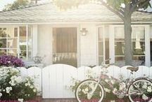 beach cottage life / beach cottage decor and lifestyle / by I Can Picture It
