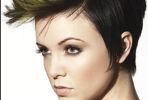 Hair / Awesome pics of Pixie short hairstyles  / by Amy's Stationery Shoppe