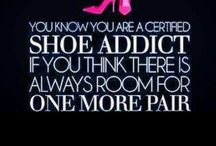 """S H O E S  &  B A G S / """"Give a girl the right shoes and she can conquer the world"""" Marilyn Monroe"""