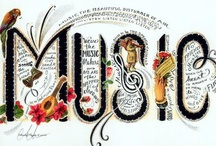 """M U S I C / """"One good thing about music, when it hits you, you feel no pain"""" Bob Marley"""