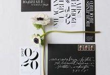 Weddings - Stationery