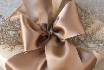 Gifting / Gift and packaging ideas. / by Meredith M.