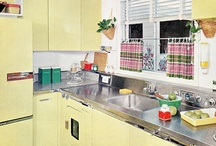 The Vintage Kitchen / by Teddi Kerno
