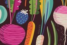 Food / Kitchen finds and food art inspiration