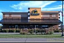 You have to be here... Buffalo Wild Wings!