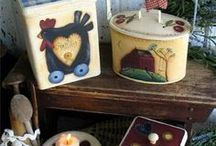 Tole & Decorative Painting / Instructions, patterns & inspiration / by Terri Gray