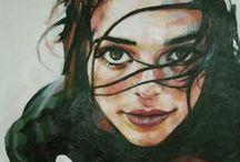 Washed up art major / by Caroline Bock