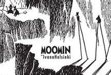 Moomins ❤ Living Naturally