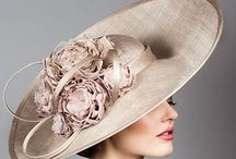 """H A T S / """"Hats have power. Hats can change you into someone else"""" Catherynne M Valente"""