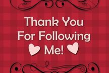 P I N T E R E S T / THANK YOU FOR FOLLOWING ME. Hope you get as much enjoyment from my pins as I did pinning them