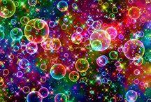 B U B B L E S / Don't let anyone burst your bubble
