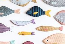 Nautical / The nautical life - patterns and decor