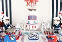 Para Pequeninos / Inspirações e modelos de festas infantis, para alegrar o dia das criançadas, e encantar seus convidados.