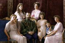imperial romanov family