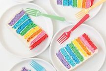 Lovely Layer Cake Designs & Decorations
