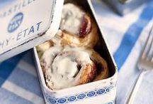 Bakery Delights / Cinnamon buns, danish, you name it!