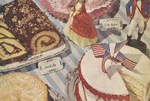 Vintage & Retro Cakes