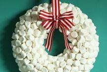 HOLIDAYS - Christmas / Lots of DIY christmas decor and craft ideas