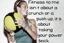 Keep running!! / by Lisa Knight