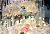 WEDDING RECEPTION & EVENT DECOR / Sales & Rentals of Extraordinary Wedding & Event Decor. Serving Kamloops and the B.C. Interior, Canada. www.AglowWeddings.com / by AGLOW BRIDAL LOUNGE