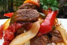 Food / Dinner Ideas / by Kendra Costa