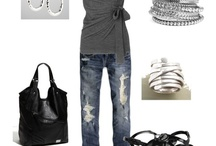 Fashion-My Style / by Kendra Costa
