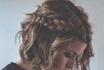 STYLE & BEAUTY - hair / Inspiration hair ideas for cuts and styles