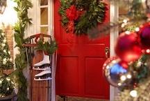 CHRISTMAS DECORATING / by Marci Nicholls