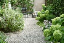 Garden and greenery