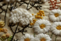 Crewel Embroidery and more
