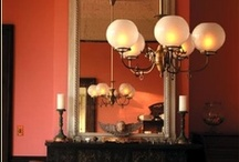 Victorian Lighting & Style / Ornamental and eclectic, Victorian style adds elegant whimsy to a room. / by Rejuvenation