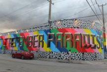 Street Art - Arte callejero - Art de rue / Street Art photos Fotos de Arte callejero Photos d´Art de Rue