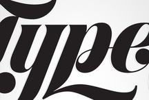 Type & Lettering / by Michæl Paukner