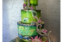 CAKES COOKIES PIES / by Marci Nicholls