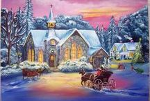 Churches / by Barbara ...... Saved By The Grace Of God