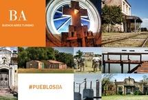 #PueblosBA / Destinos que invitan a disfrutar el patrimonio cultural de la provincia de Buenos Aires!