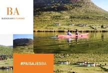 #PaisajesBA / Campo, ciudades, delta, playa, ríos, lagunas, sierras; la diversidad de la provincia de Buenos Aires expresada en imágenes.
