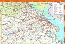 #MapasBA / Mapas diseñados para nuestras piezas gráficas!