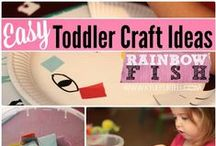 Kids Activity & Craft Ideas / A board full of awesome ideas for kids activities & crafts