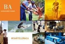 #CarteleraBA / Toda la info de las actividades y festividades de la provincia para que no te pierdas ninguna!