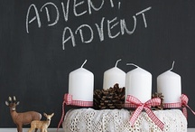 Advent / Advent, Advent, ein Lichtlein brennt! Tolle Ideen für die Vorweihnachtszeit!