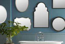 Mirror, Mirror... / Add interest and intrigue to any room with an assortment of attractive, well-placed mirrors. / by Rejuvenation