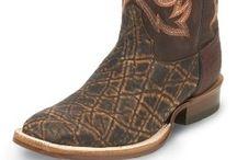 Men's Justin Boots!