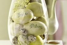 Ostern / Tolle DIY Projekte, leckere Rezepte, Esstisch- und Hausdekoration....alles rundum Ostern!