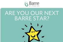 Barre Star Clients / by Barre Fitness