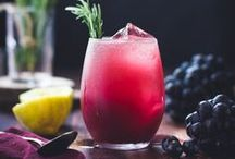 RECIPES - cocktails & drinks / Great cocktail and drink recipes and ideas